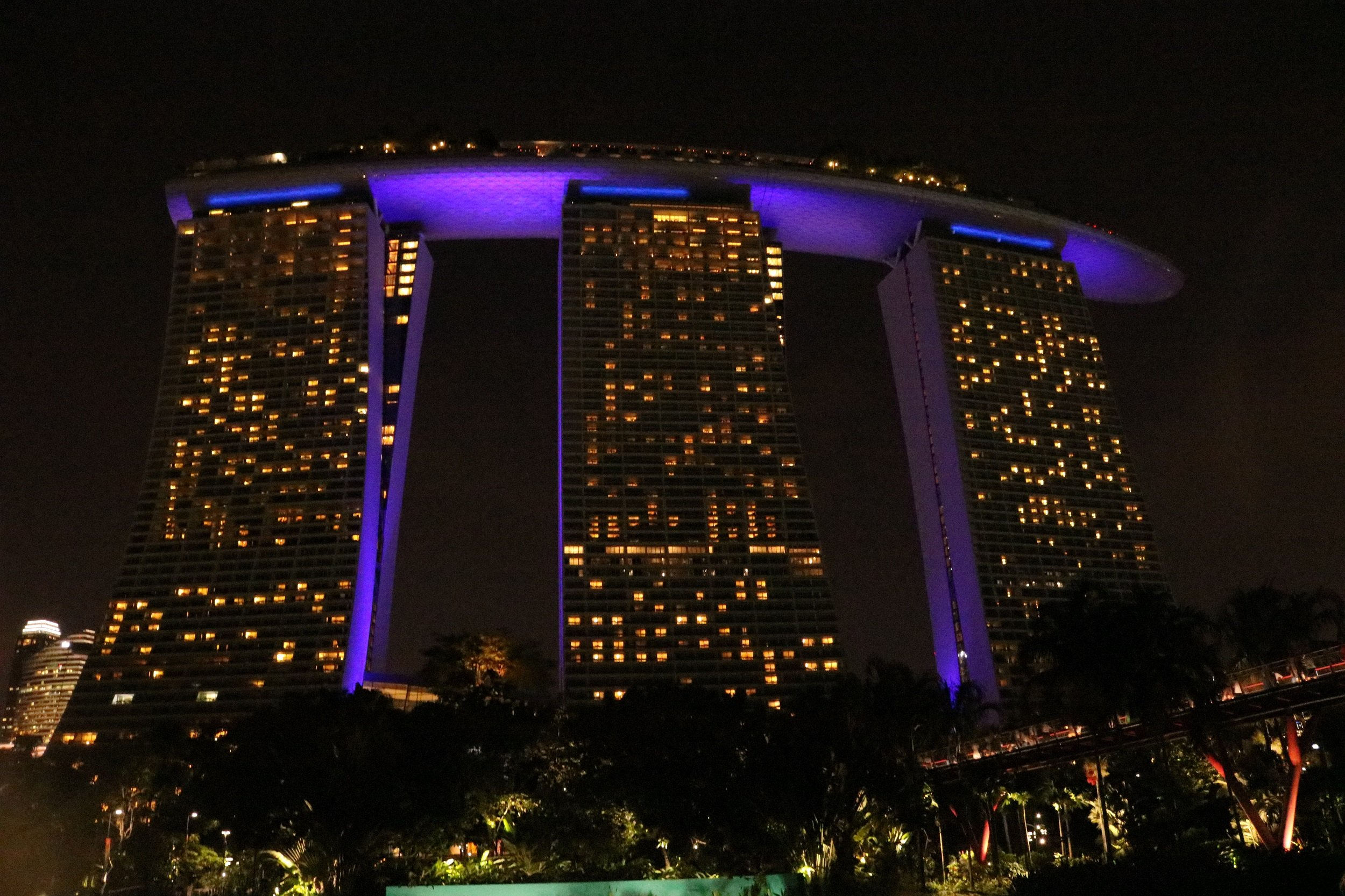 Hotel Marina by Sands Singapur