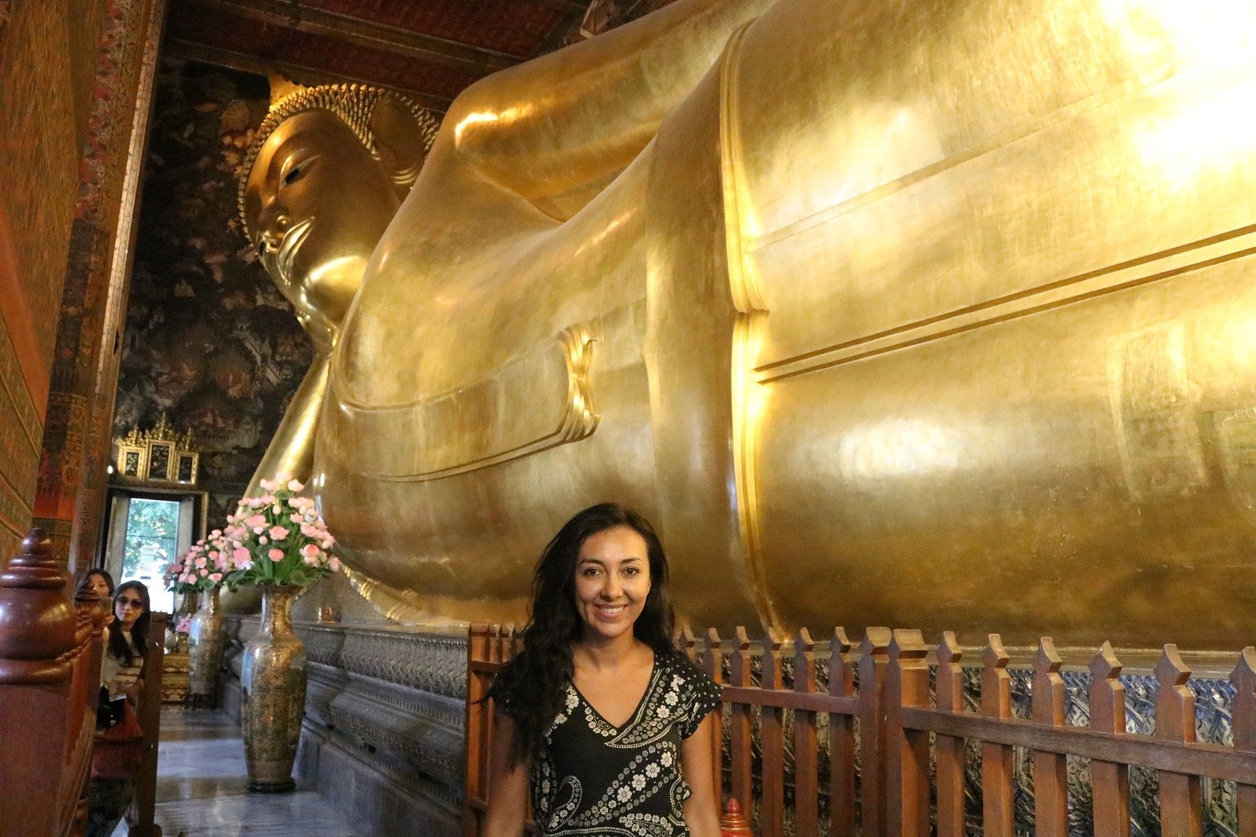 Buda recostado Wat Pho