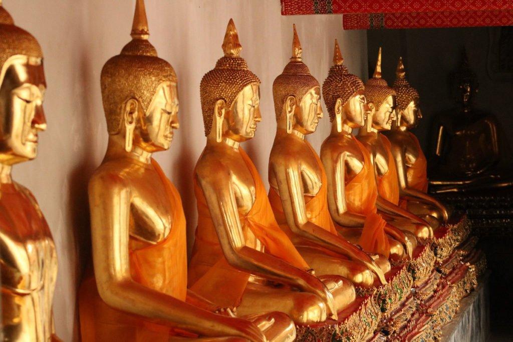 Budas templo Wat Pho