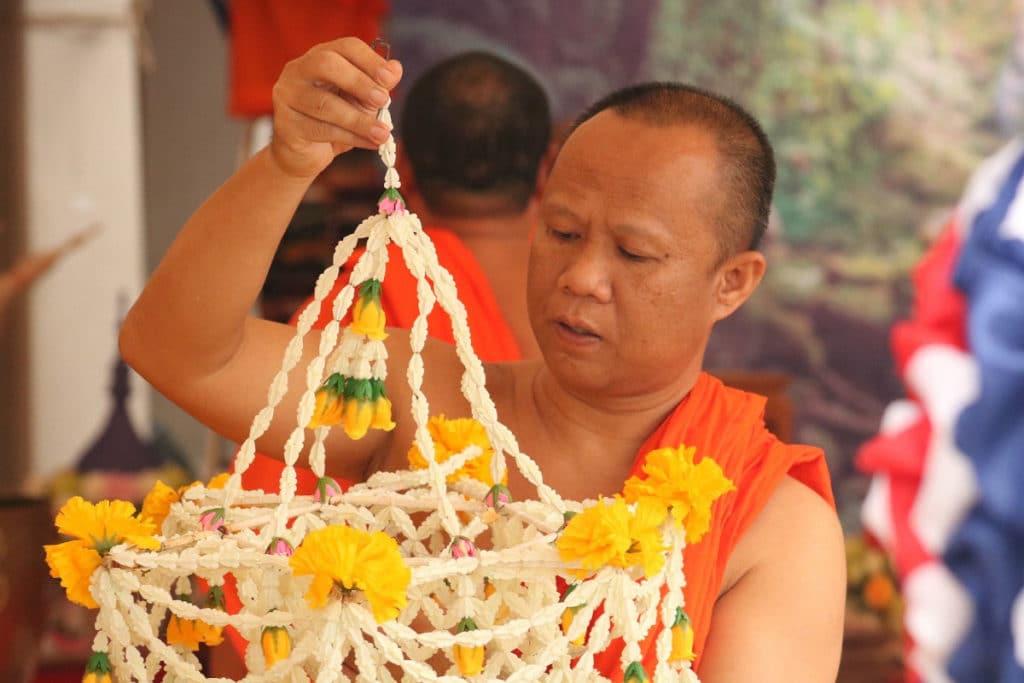 Monje Wat Pho