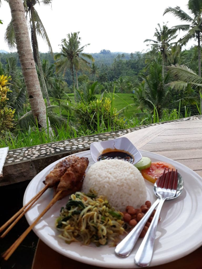 Almuerzo Indonesia