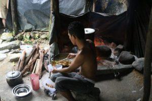 Campamento Sumatra