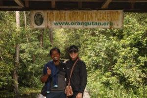 Ingreso parque Borneo