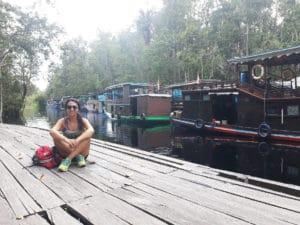 Klotoks Borneo