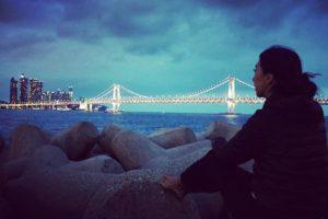 Puente Busan Corea