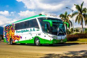 Bus empresa Transipiales