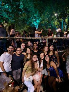 Tascas Club Colombia feria de Cali
