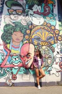 Arte callejero Cali