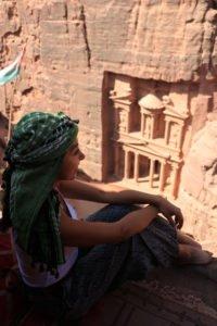 El Tesoro Petra Jordania