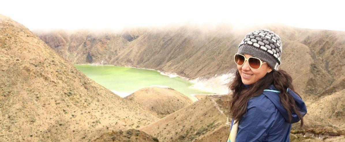 Laguna verde Nariño Categorias