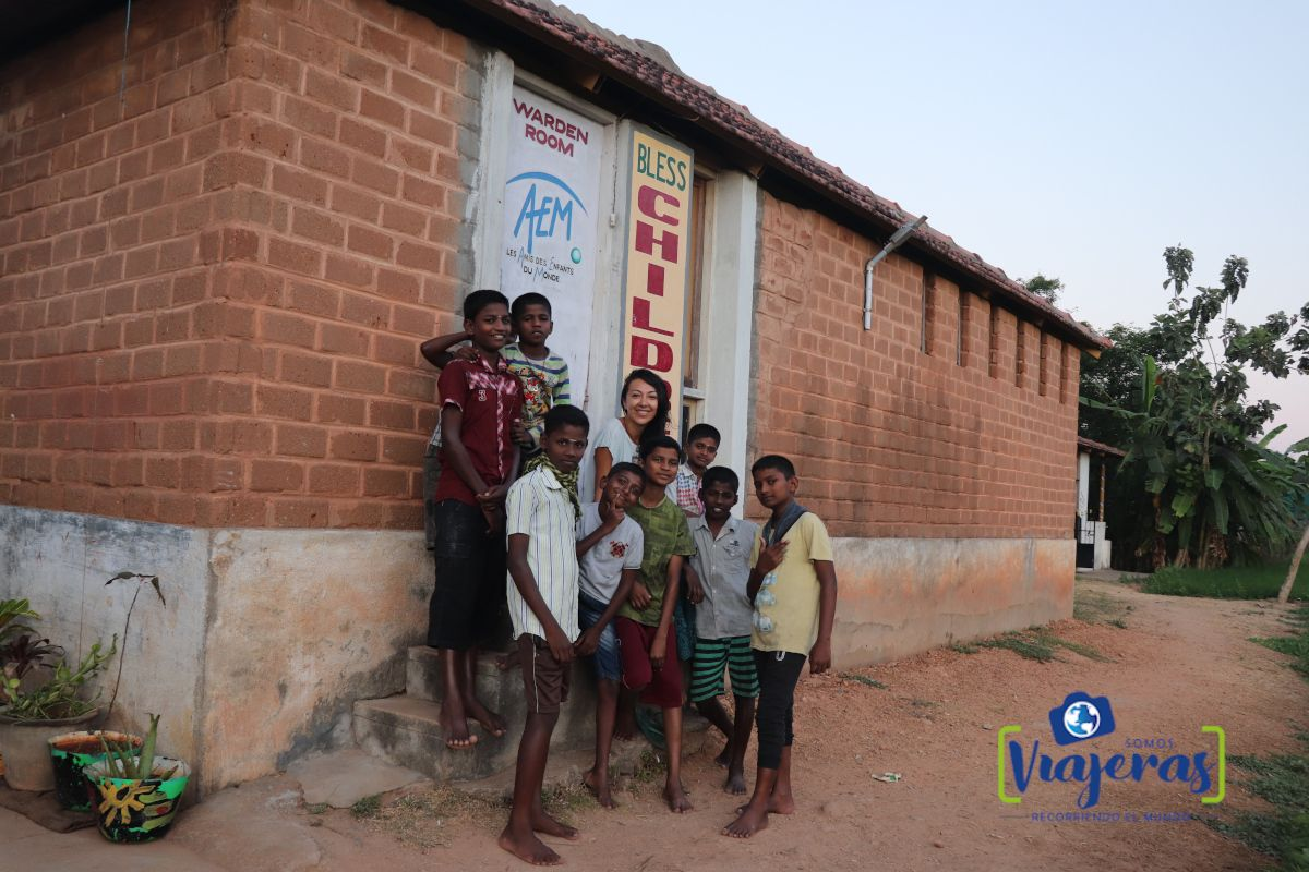 Voluntariado India con Worldpackers
